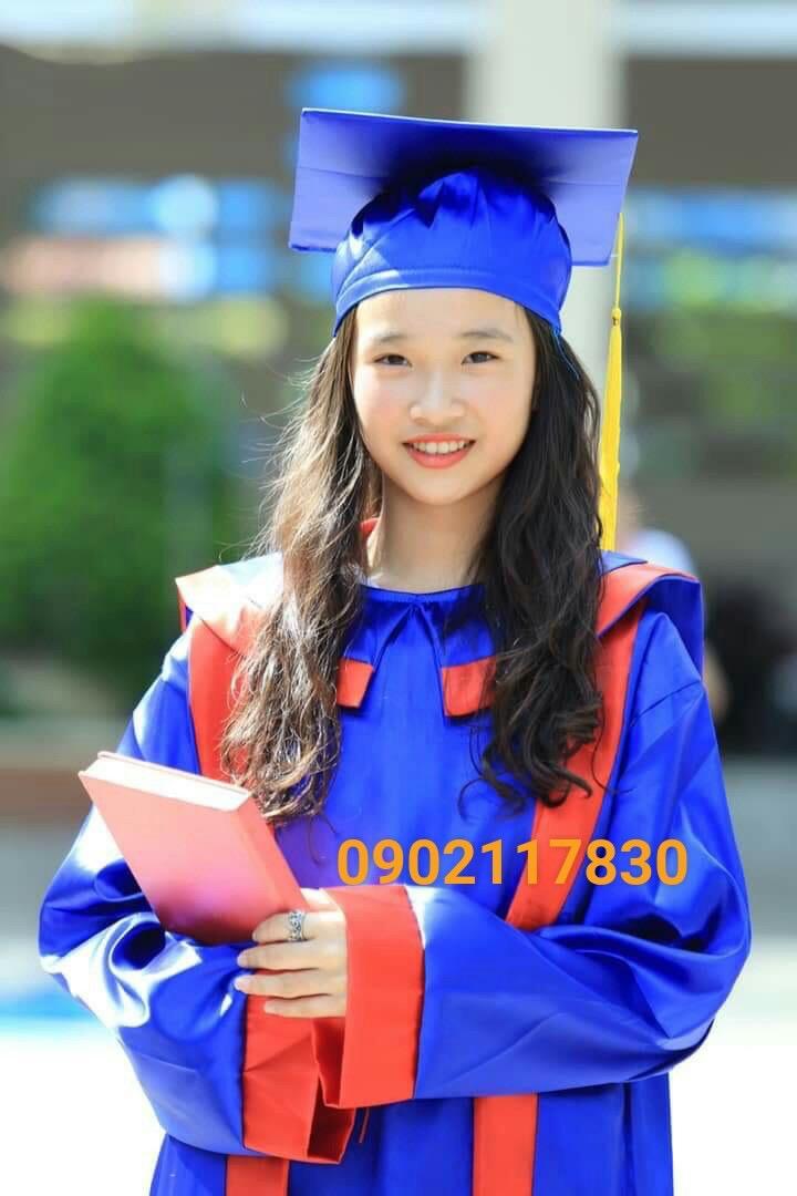 Aó tốt nghiệp cấp 3 THPT