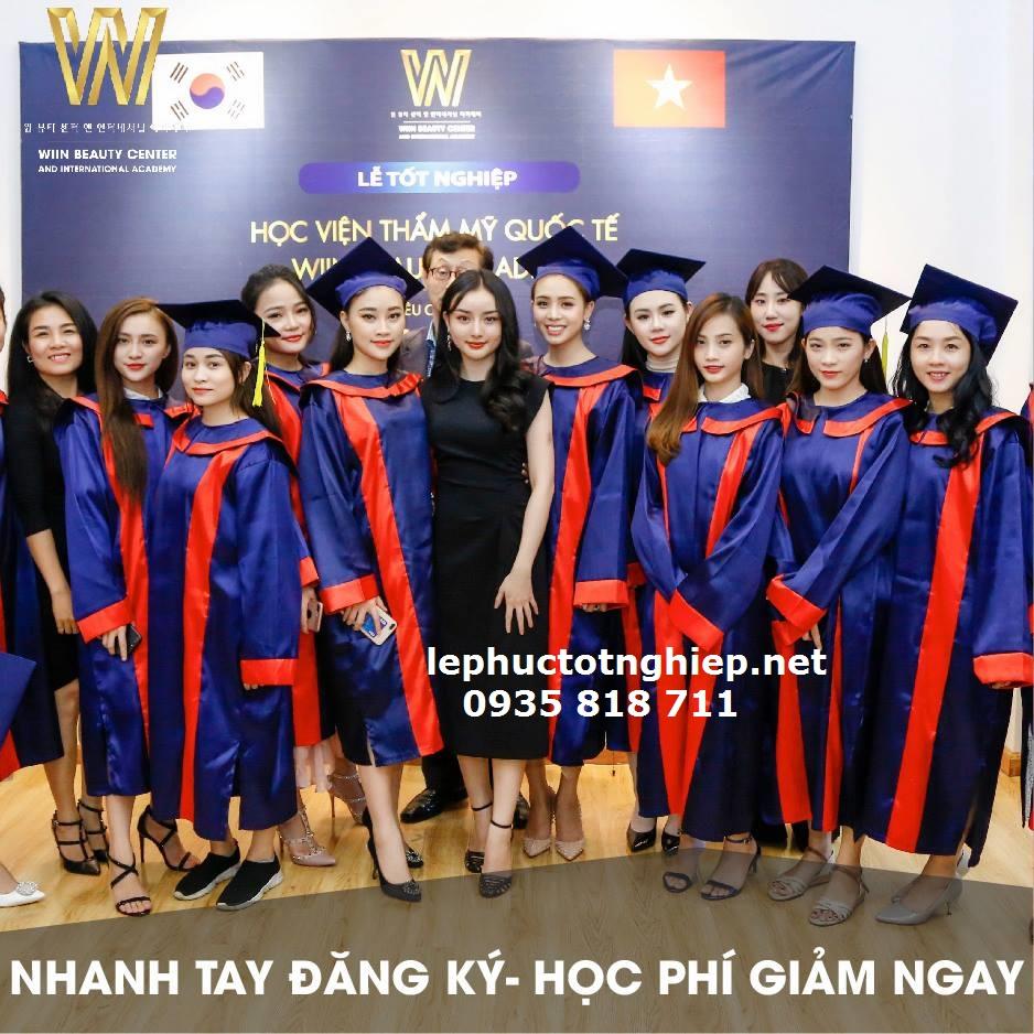 Aó tốt nghiệp Thuê Aó cử Nhân 2021