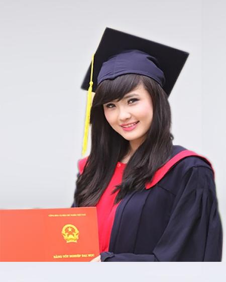 Lễ phục tốt nghiệp THCS