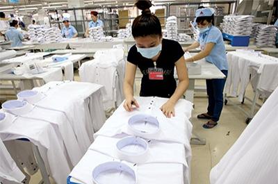 Hướng đến tăng trưởng xanh trong ngành may mặc